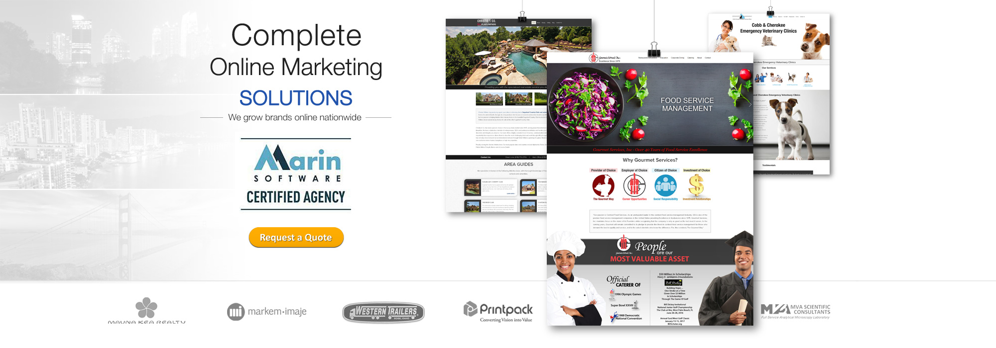 Complete Online Marketing Solutions